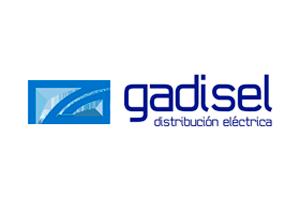 Resultados de la búsqueda Resultado web con enlaces al sitio web GADISEL: Distribución de material eléctrico en A Coruña
